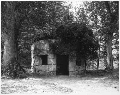 Rustic Temple