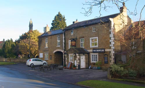 The Crown Inn Grewelthorpe