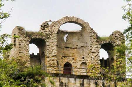 The Banqueting House 'The Ruin' at Hackfall