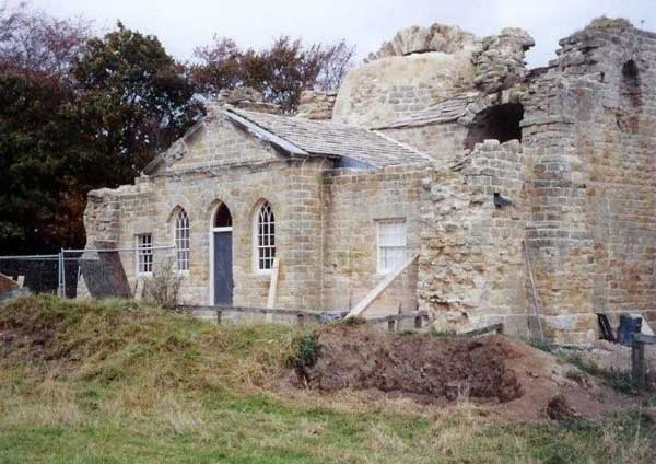 The Ruin October 2004