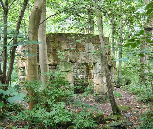 Rustic Temple after 1996 consolidation