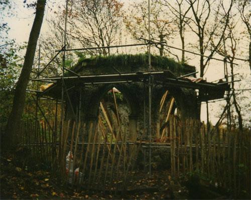 Fishers Hall repairs 1997