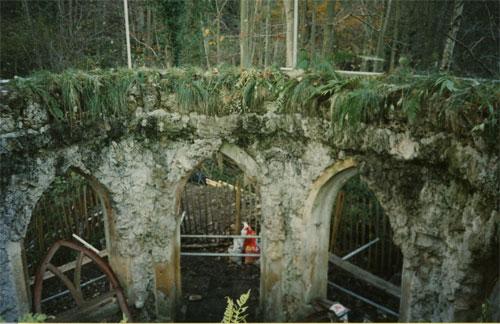 Fisher's Hall repairs